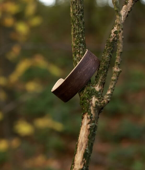 Pinus Magni - drevený náramok